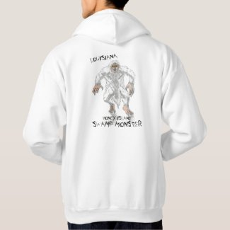 LOUISIANA HONEY ISLAND SWAMP MONSTER Sweat Shirt