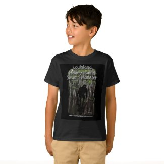 Louisiana Honey Island Swamp Monster T.Shirt kids T-Shirt