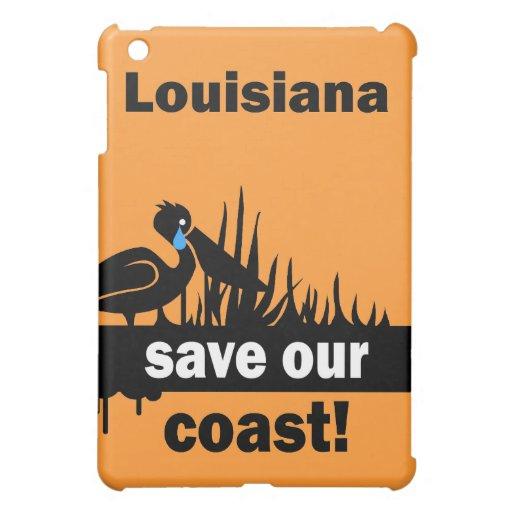 Louisiana iPad Mini Covers