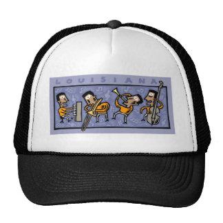 Louisiana Jazz Band Trucker Hat