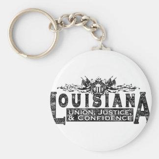 Louisiana Key Chains