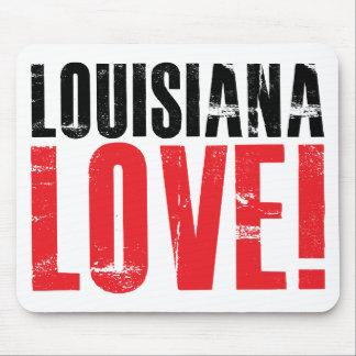Louisiana Love Mouse Pad