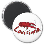 Louisiana Magnet Magnets