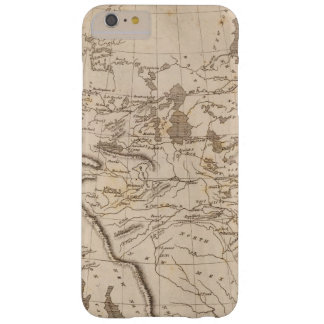 Louisiana Map by Arrowsmith Barely There iPhone 6 Plus Case