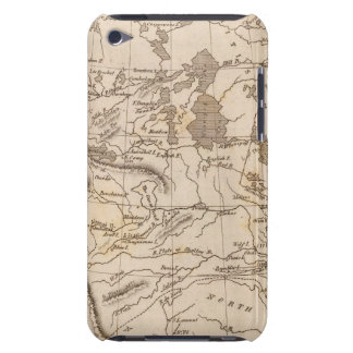 Louisiana Map by Arrowsmith Barely There iPod Cover