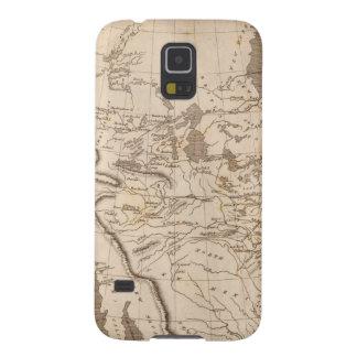 Louisiana Map by Arrowsmith Galaxy S5 Case