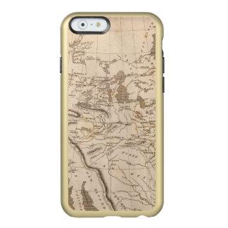 Louisiana Map by Arrowsmith Incipio Feather Shine iPhone 6 Case
