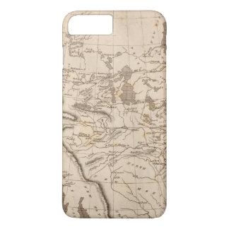 Louisiana Map by Arrowsmith iPhone 7 Plus Case