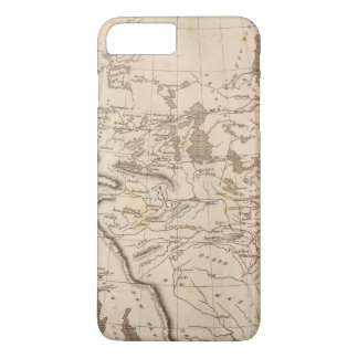 Louisiana Map by Arrowsmith iPhone 8 Plus/7 Plus Case