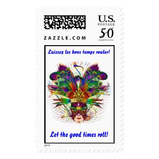 Louisiana Mardi Gras Party See Notes Postage