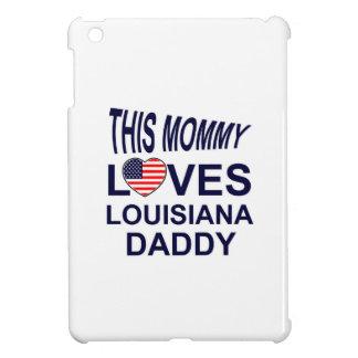 Louisiana mommy iPad mini covers