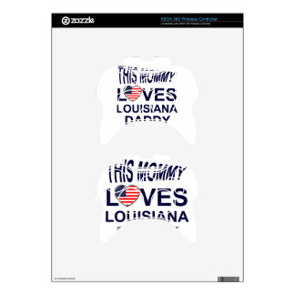 Louisiana mommy xbox 360 controller skins
