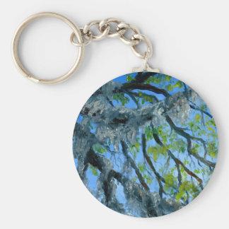 Louisiana Mossy Oak Limbs Keychain