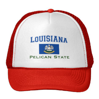 Louisiana Nickname Trucker Hat