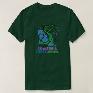 Louisiana Party Animal T-Shirt
