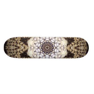 louisiana pine snake artwork skate deck