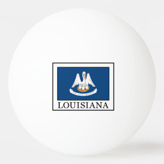 Louisiana Ping Pong Ball