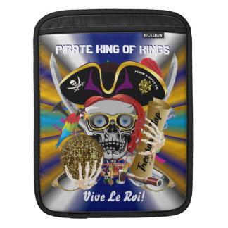 Louisiana Pirate Days Lake Charles 30 Colors iPad Sleeves