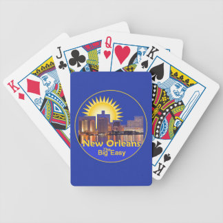 LOUISIANA BICYCLE PLAYING CARDS