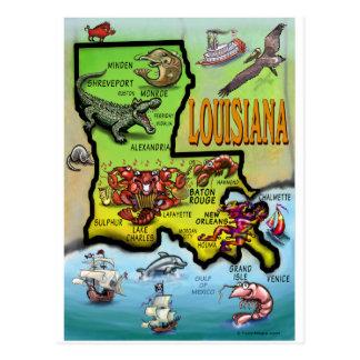 Louisiana Postcards
