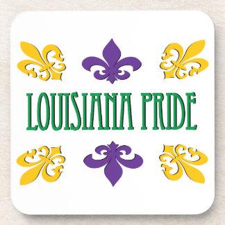 Louisiana Pride Beverage Coaster