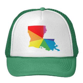louisiana pride. trucker hat