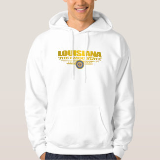 Louisiana Pride Hooded Pullover