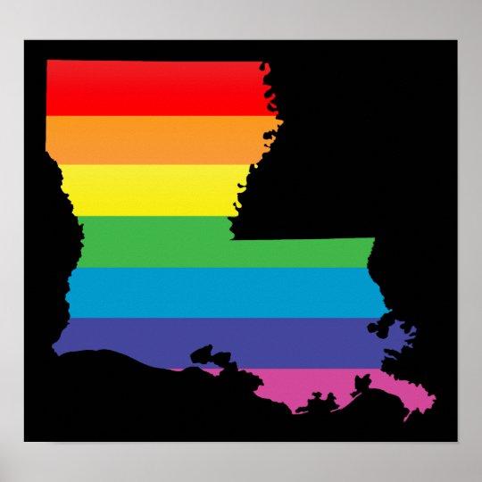 louisiana pride. poster