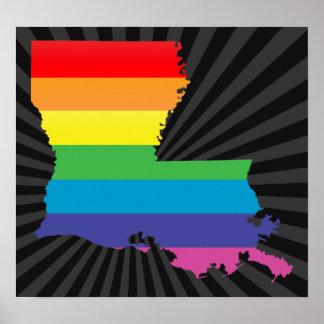 louisiana pride posters