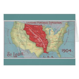 Louisiana Purchase Card