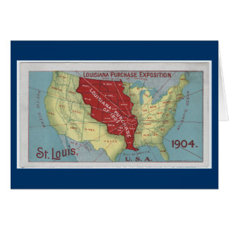 Louisiana Purchase Exposition Greeting Cards