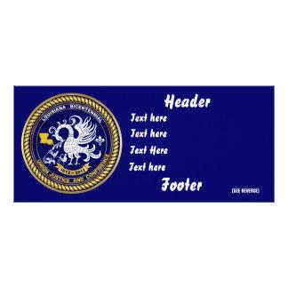 Louisiana Rack Card Horizontal