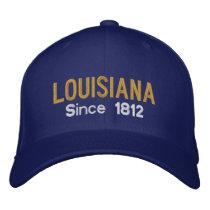 Louisiana Since 1812 Cap