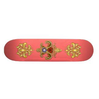 Louisiana Skateboard Over 50 Colors