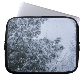Louisiana Snow Computer Sleeve