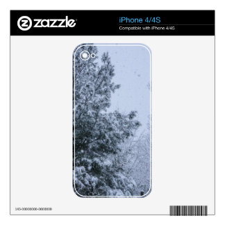 Louisiana Snow Skins For The iPhone 4