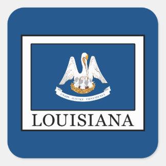 Louisiana Square Sticker