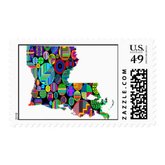 Louisiana Stamps