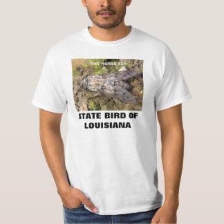 LOUISIANA STATE BIRD : THE HORSE FLY T SHIRT