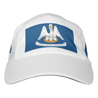 Louisiana State Flag Design Headsweats Hat