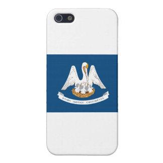 Louisiana State Flag iPhone SE/5/5s Case
