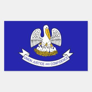 Louisiana  State Flag Sticker