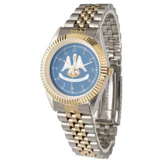 Louisiana State Flag Watch Design