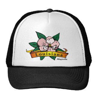 Louisiana State Flower Trucker Hat