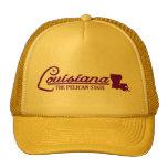 Louisiana (State of Mine) Trucker Hats
