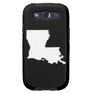 Louisiana State Outline Samsung Galaxy SIII Cover