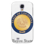 Louisiana State Seal and Motto Samsung Galaxy S4 Case