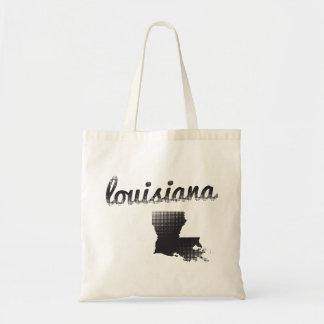 Louisiana State Tote Bag