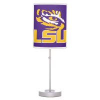 Louisiana State University | Tiger Eye Desk Lamp