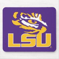 Louisiana State University | Tiger Eye Mouse Pad